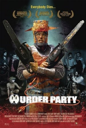 Murder Party poster