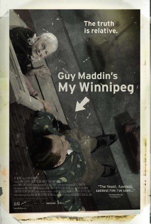 My Winnipeg poster