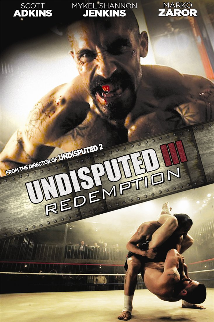 Undisputed 3: Redemption poster