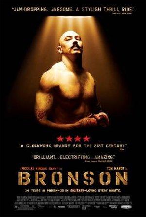 Bronson poster
