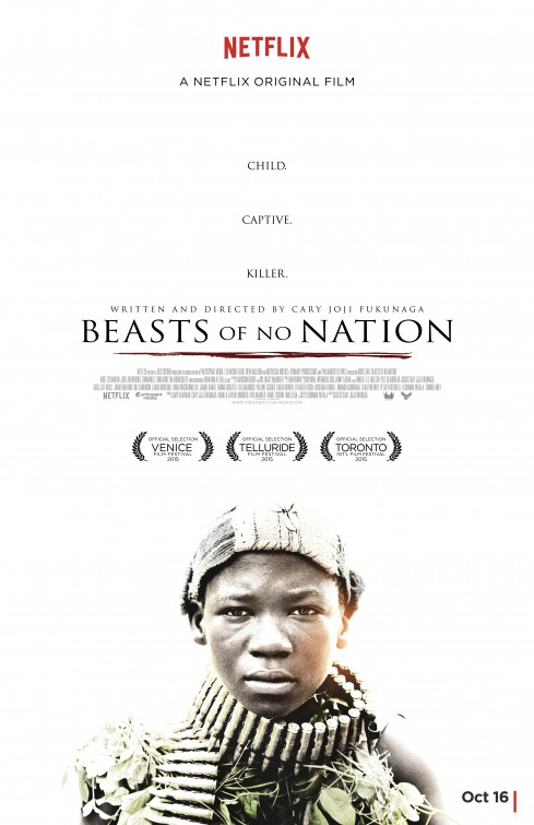 Beasts of No Nation poster