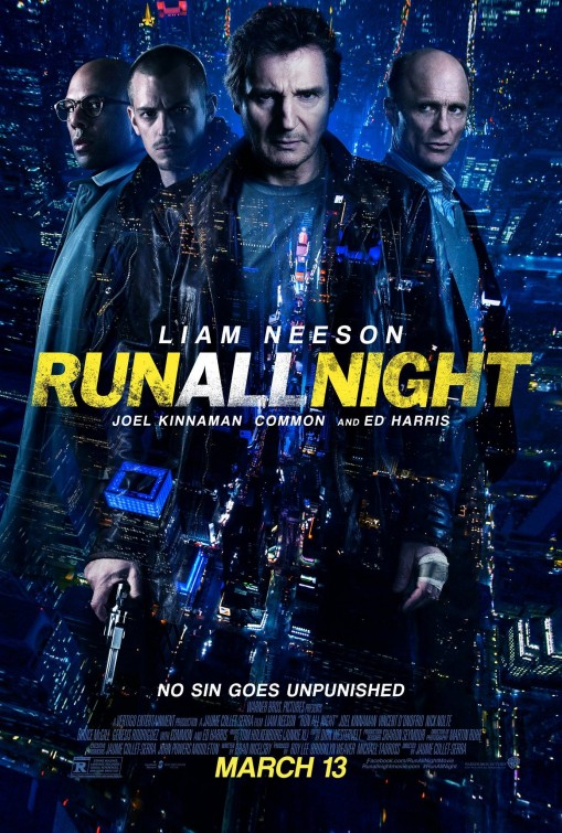 Run All Night poster