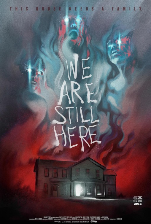 We Are Still Here poster