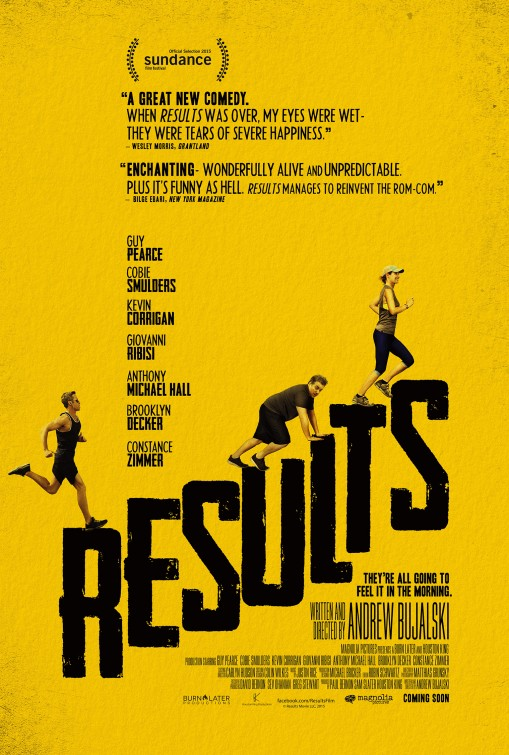 Results poster