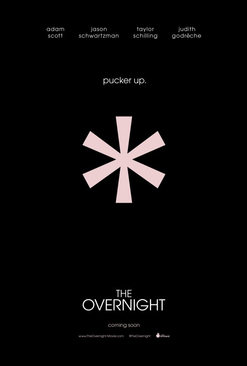 The Overnight poster