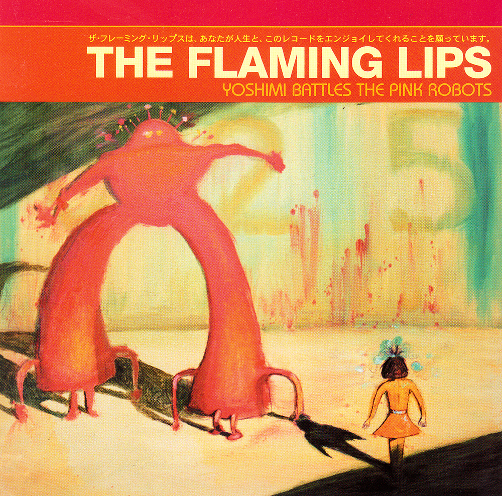 Flaming lips cover