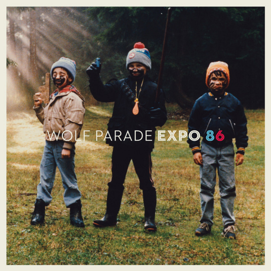 Wolf parade expo 86 tracks