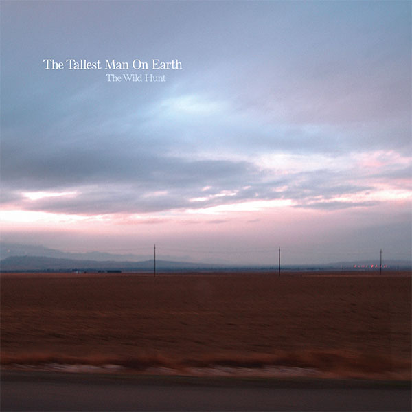 Tallest man on earth wild hunt cover art