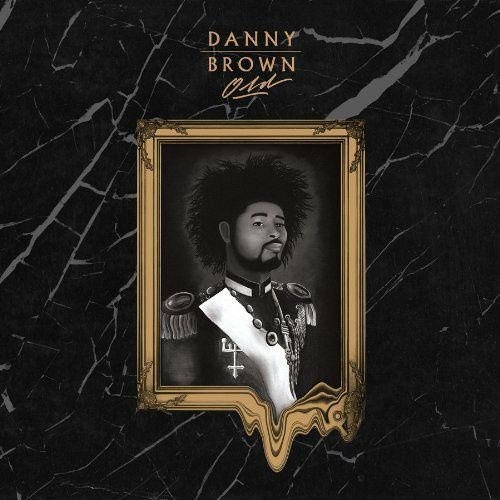 Danny brown old artwork