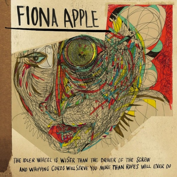Fiona apple the idler wheel