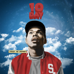 Chance the rapper 10 day front large