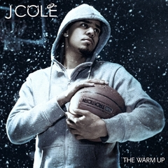 J cole the warm up front large