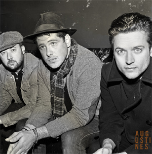 We are augustines self titled album february 2014