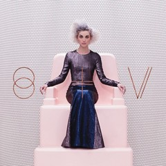 St vincent album cover