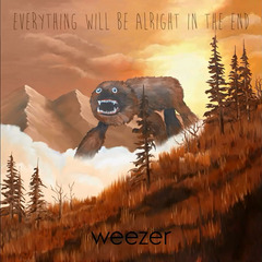 Cover of weezer's album everything will be alright in the end
