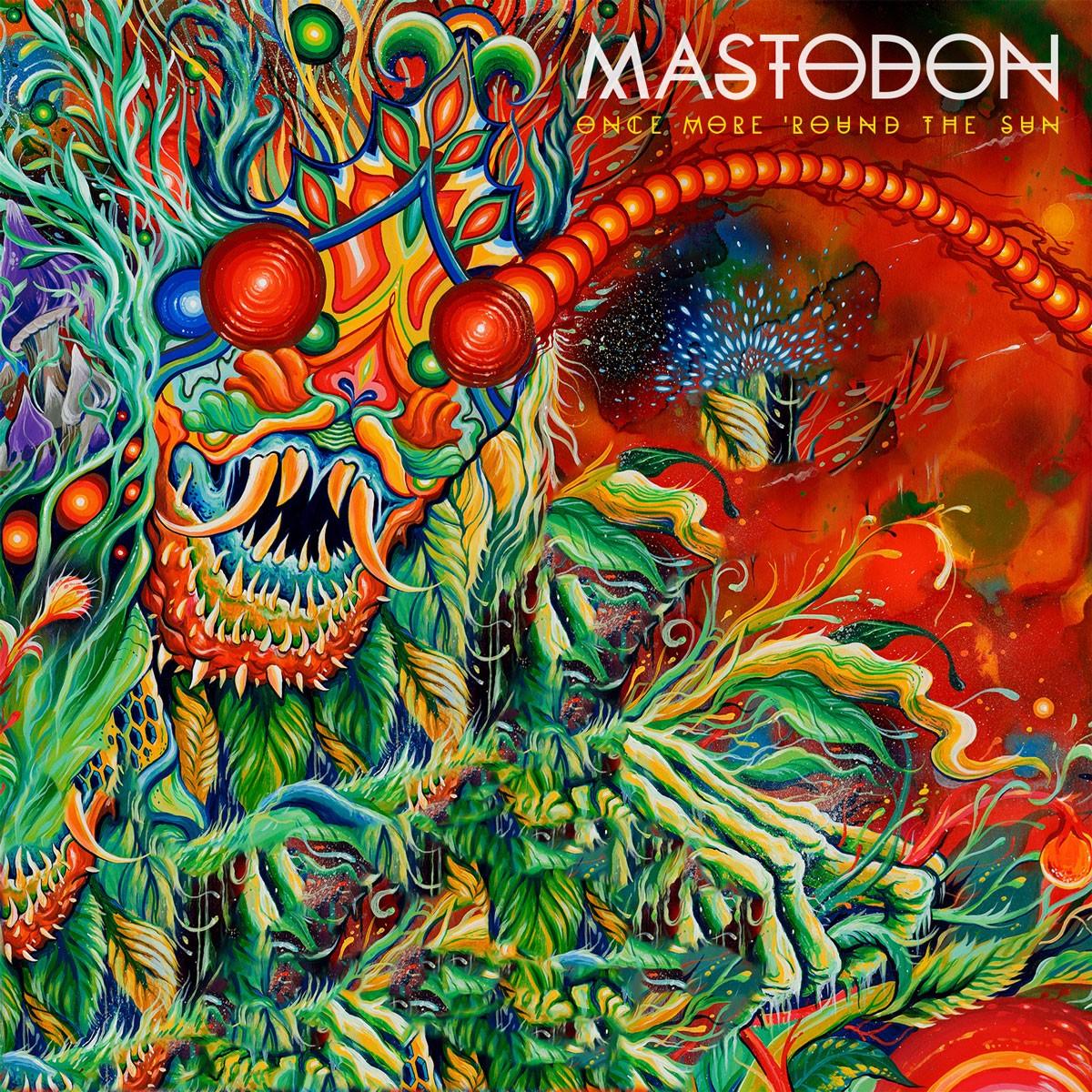 Mastodon cover