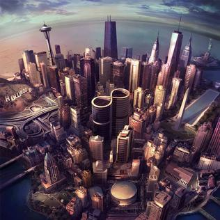 Foo fighters 8lp sonic highways