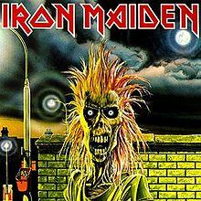 220px iron maiden (album) cover
