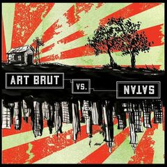 Art brut vs satan cover
