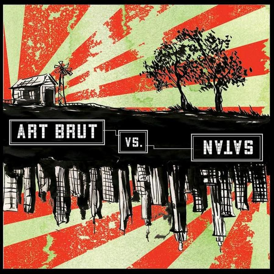 Art brut vs satan cover