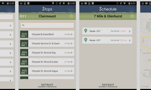 Ddot_bus_app_screenshots