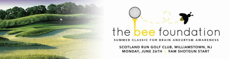 the bee foundation summer golf classic