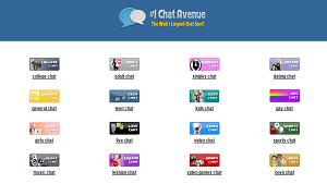 chat room chat avenue