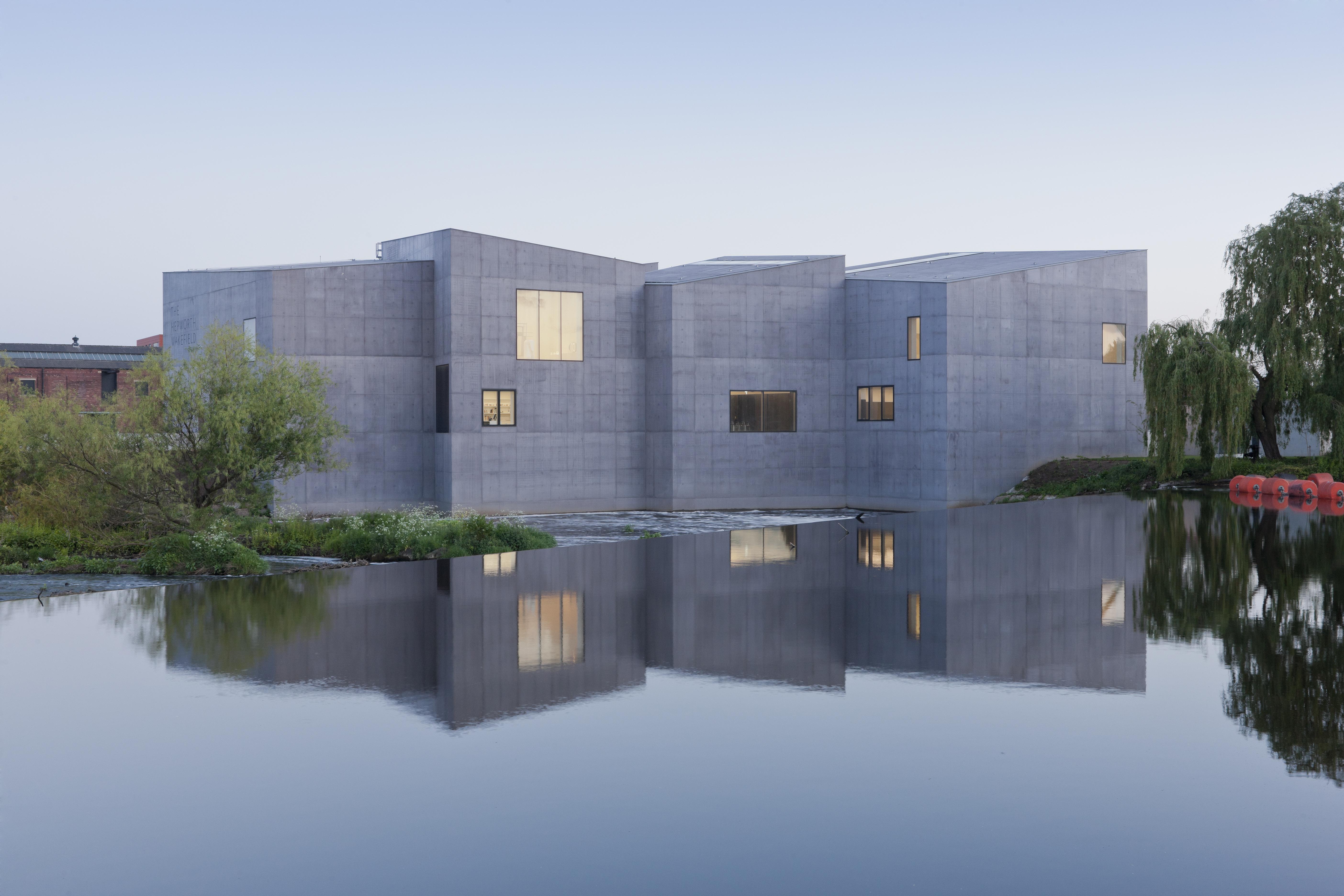 David Chipperfield Architect: Hepworth