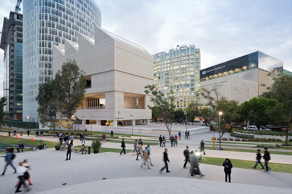 David Chipperfield Projects: DCA Museo