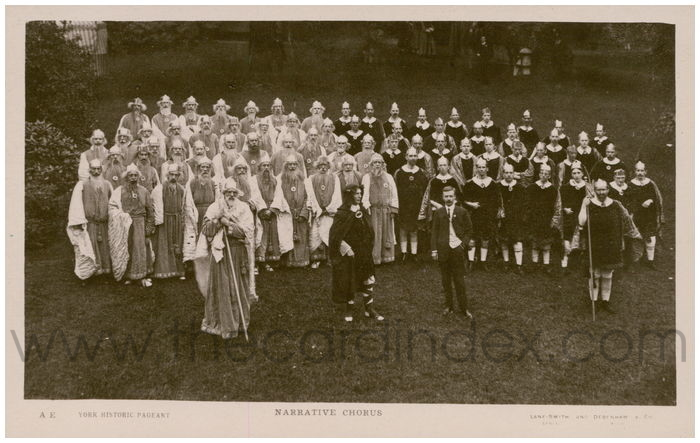 Postcard front: Narrative Chorus