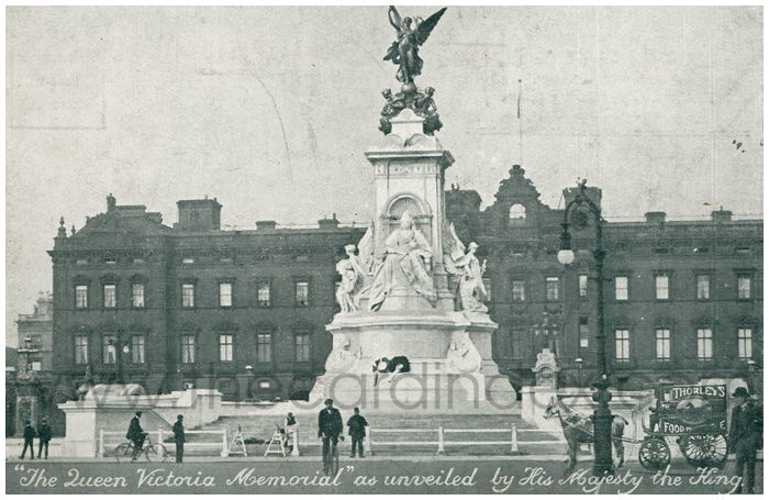 Postcard front: