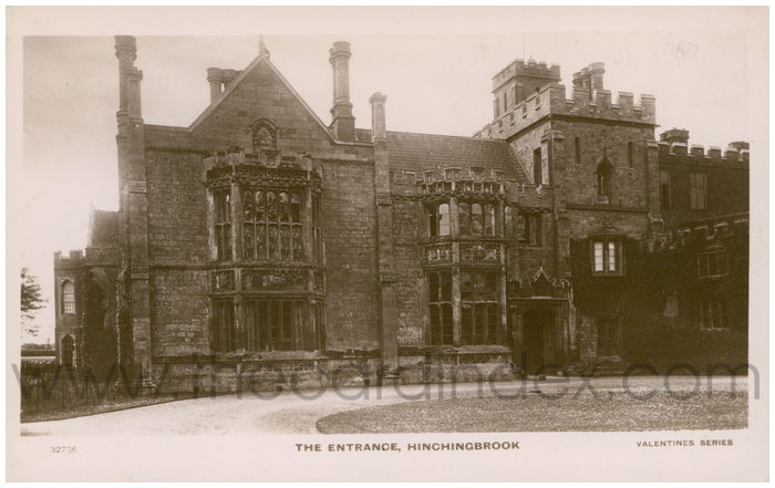 Postcard front: The Entrance, Hinchingbrook