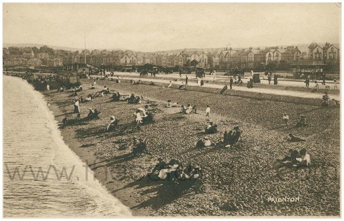 Postcard front: Paignton