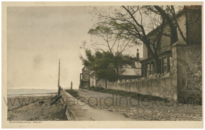 Postcard front: Sunderland Point