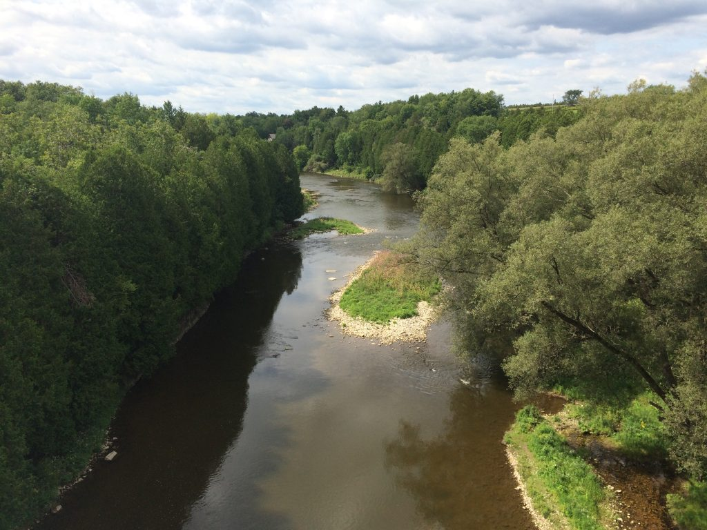 The Beautiful Grand River