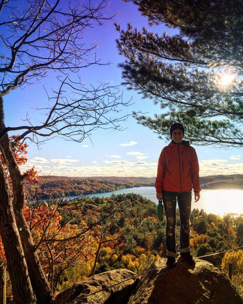 A fall paradise