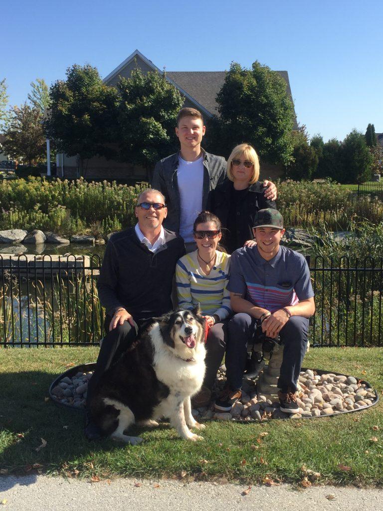 Classic family photo #1