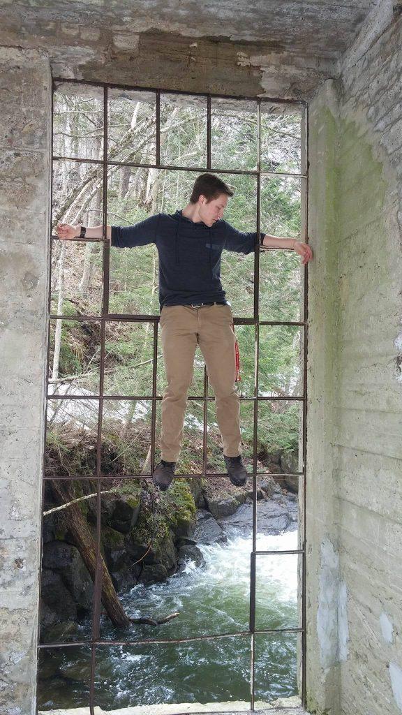 Matt's new modeling photo for the upcoming Twilight movie haha