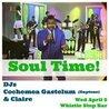 Soul Time! w/ DJs Cochemea Gastelum & Claire