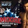 DJ Moose at Jungle