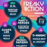 Freaky Fiction - Psy Princesses