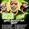 Dance with the Dead, GoST & Street Fever at QXT's