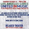 Los Angeles Cares - United in Music for Puerto Rico & Mexico
