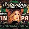 Latin International Party on Saturday, November 25th