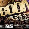 BOOM - Welcome 2018 Silvesterparty + Feuerwerk