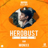 Bassrush presents Herobust at Exchange