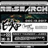 RE:Search ft. Esseks & Champagne Drip w/ Linear Symmetry, Mikey Thunder, JuBee, Special Guests at Cervantes' Other Side
