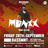 MONXX x Bassrush at Bassmnt Friday 9/28