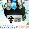 Stafford Brothers in Nassau, Bahamas @ Bond Nightclub