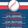 Reggies Cubs vs Sox package
